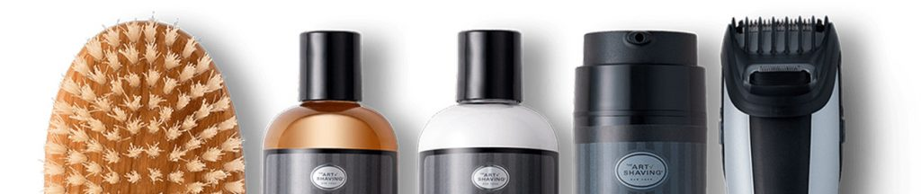 The Art of Shaving Product Line