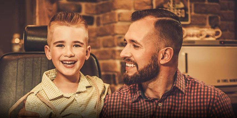 Offer | Father Son Friday Special | Mensroom Salon