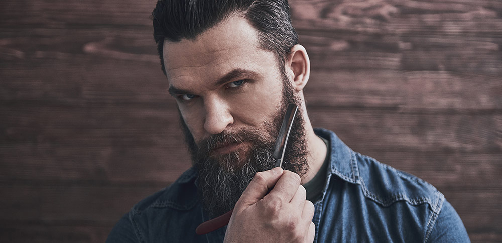 Are Your Manlier With A Beard